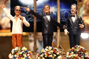 Sanremo 2012, l'omaggio di San Gregorio Armeno (2)